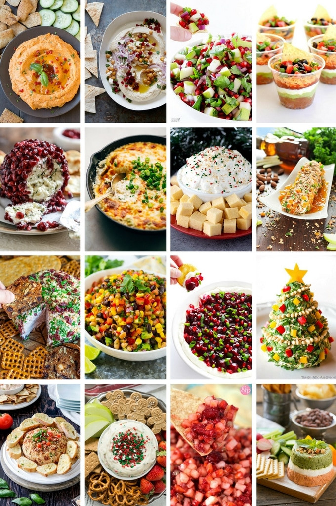 Christmas Dips And Appetizers  60 Christmas Appetizer Recipes Dinner at the Zoo