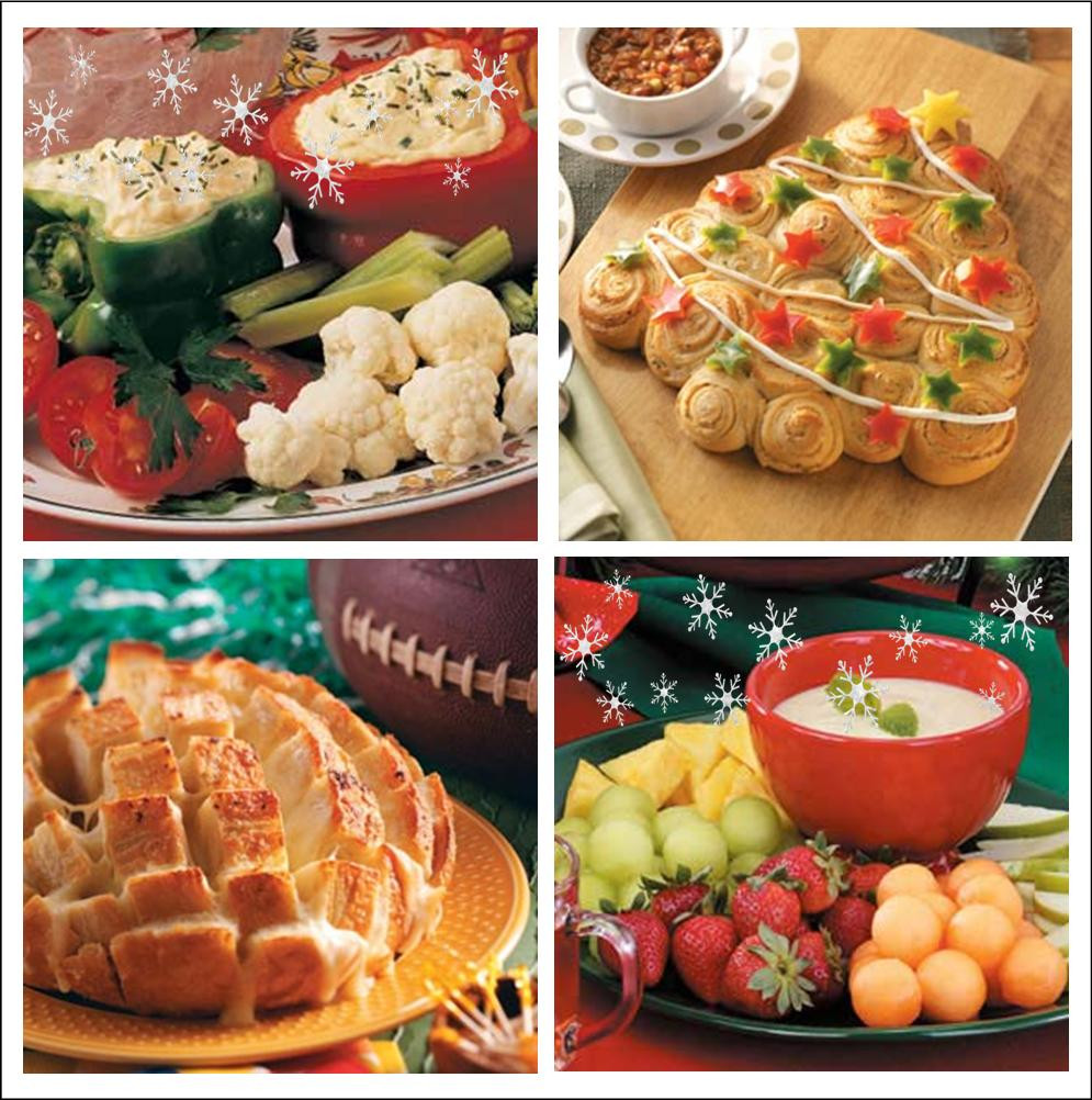 Christmas Dips And Appetizers  It s Written on the Wall 24 Festive Christmas Appetizers