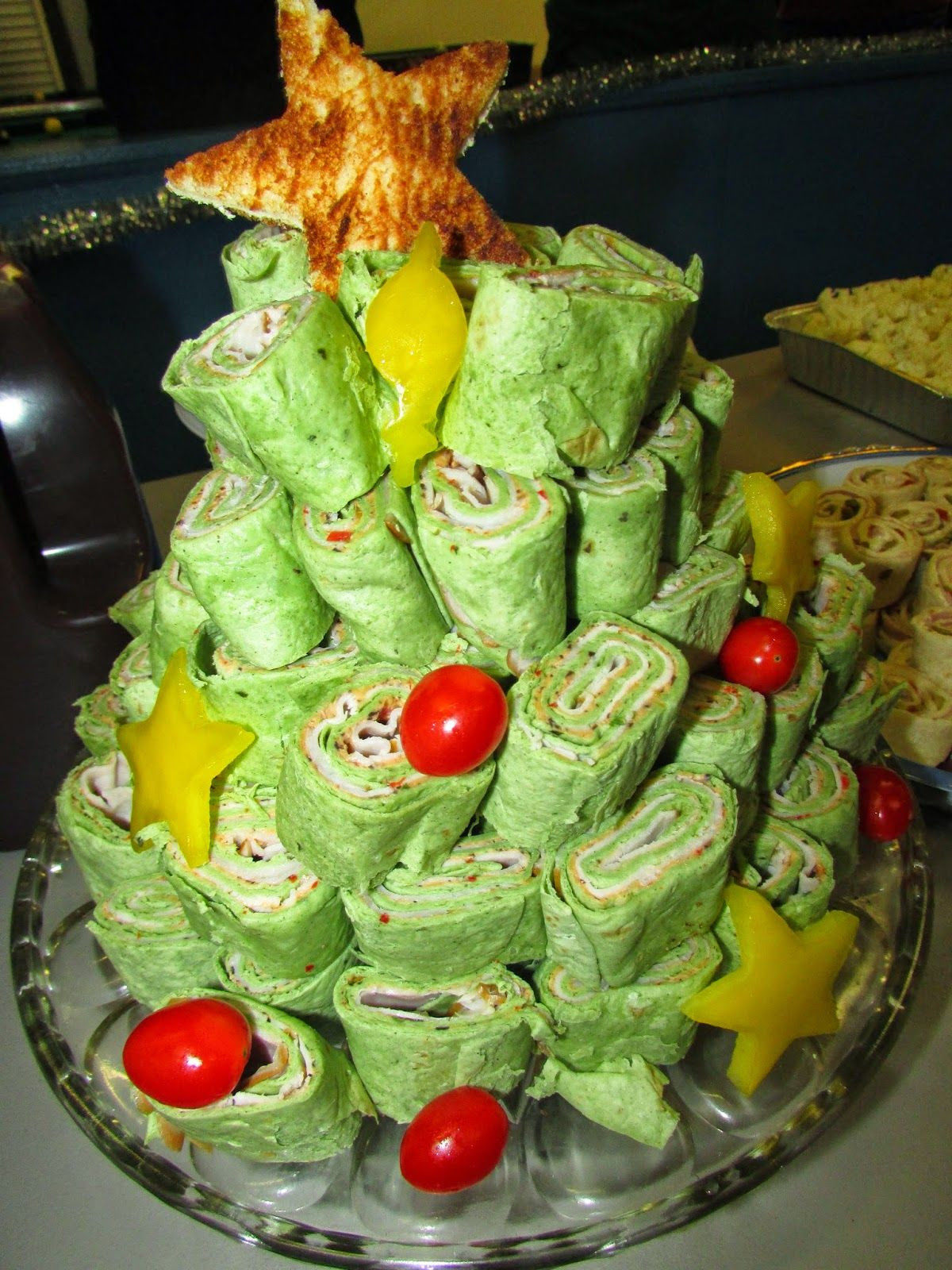 Christmas Dips And Appetizers  Neiman Marcus Party Dip and Tortilla Roll Up Christmas