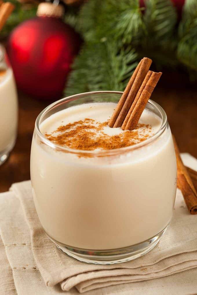 Christmas Eggnog Recipe  Eggnog Cocktails
