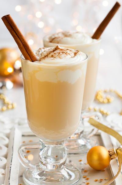 Christmas Eggnog Recipe  26 Easy Christmas Drink Recipes