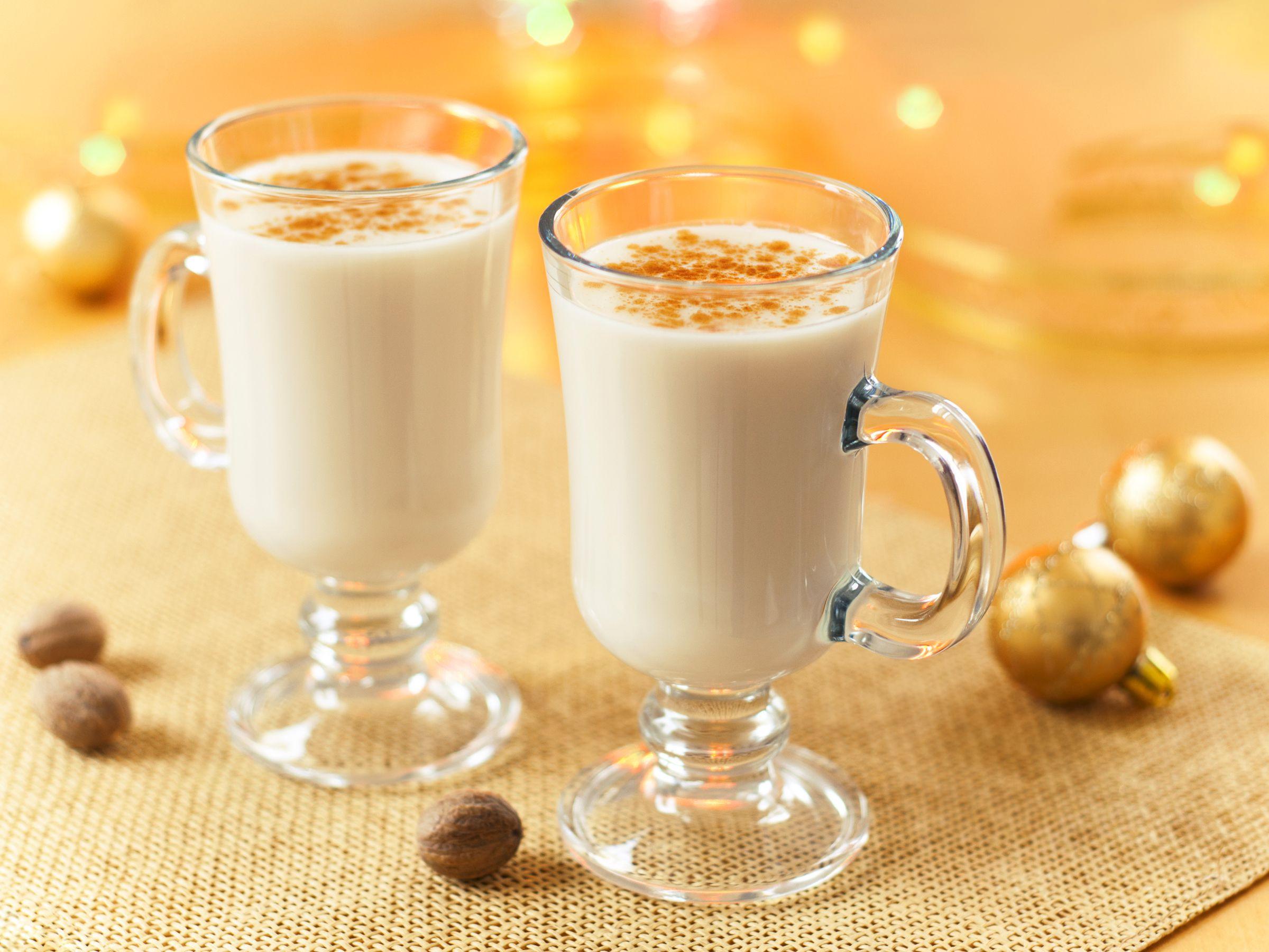 Christmas Eggnog Recipe  Eggnog Recipe With Brandy Bourbon or Rum