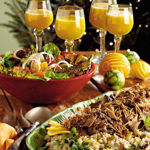 Christmas Eve Dinner Ideas Casual  Christmas Menus