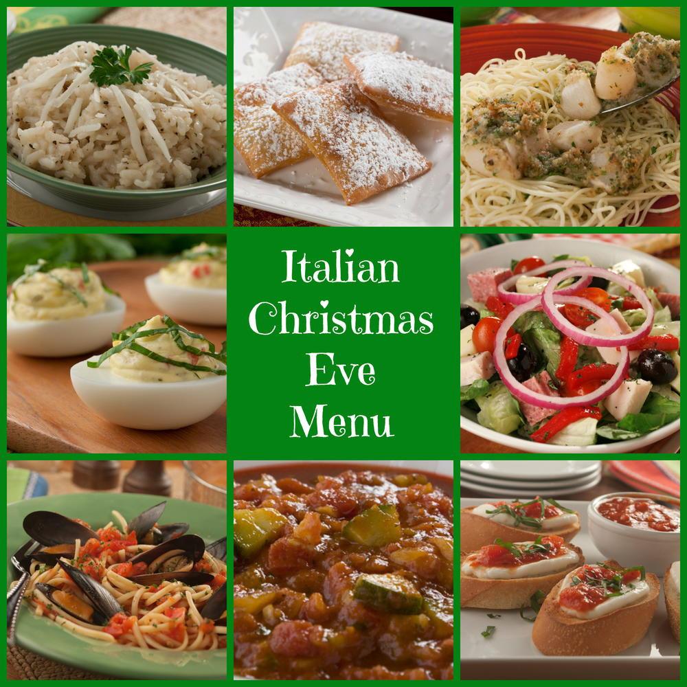 Christmas Eve Dinners Recipes  Italian Christmas Eve Menu 31 Traditional Italian Recipes