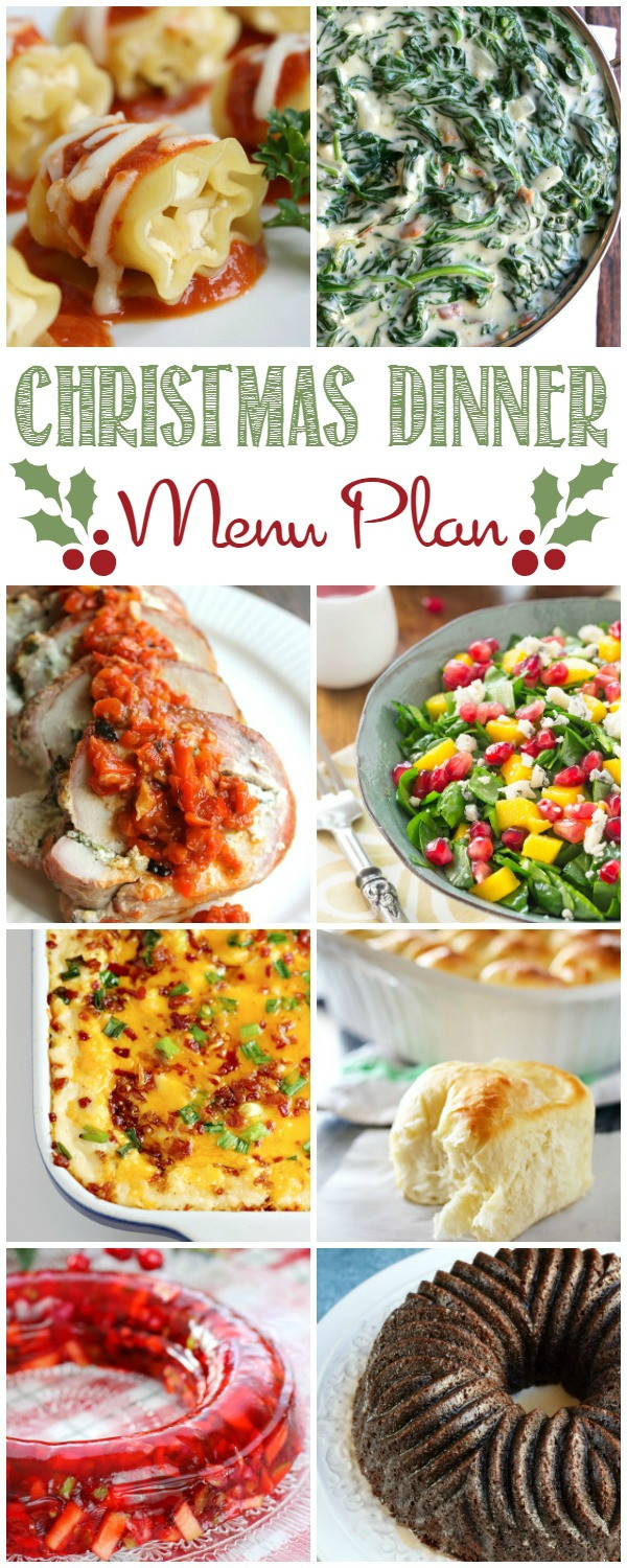 Christmas Eve Dinners Recipes  Christmas Supper Menu Around My Family Table