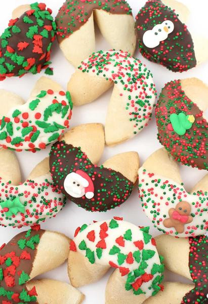 Christmas Fortune Cookies  Fortune Cookies