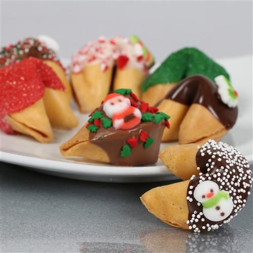 Christmas Fortune Cookies  Christmas Fortune Cookie