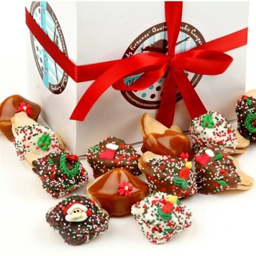 Christmas Fortune Cookies  Amazon Holiday Fortune Cookies Individually Wrapped