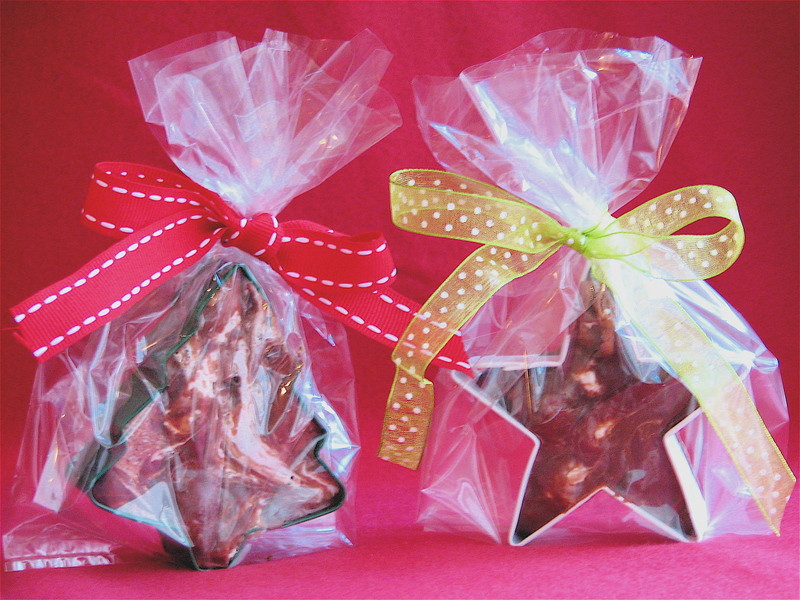 Christmas Fudge Gifts  e more Moore Cookie Cutter Fudge