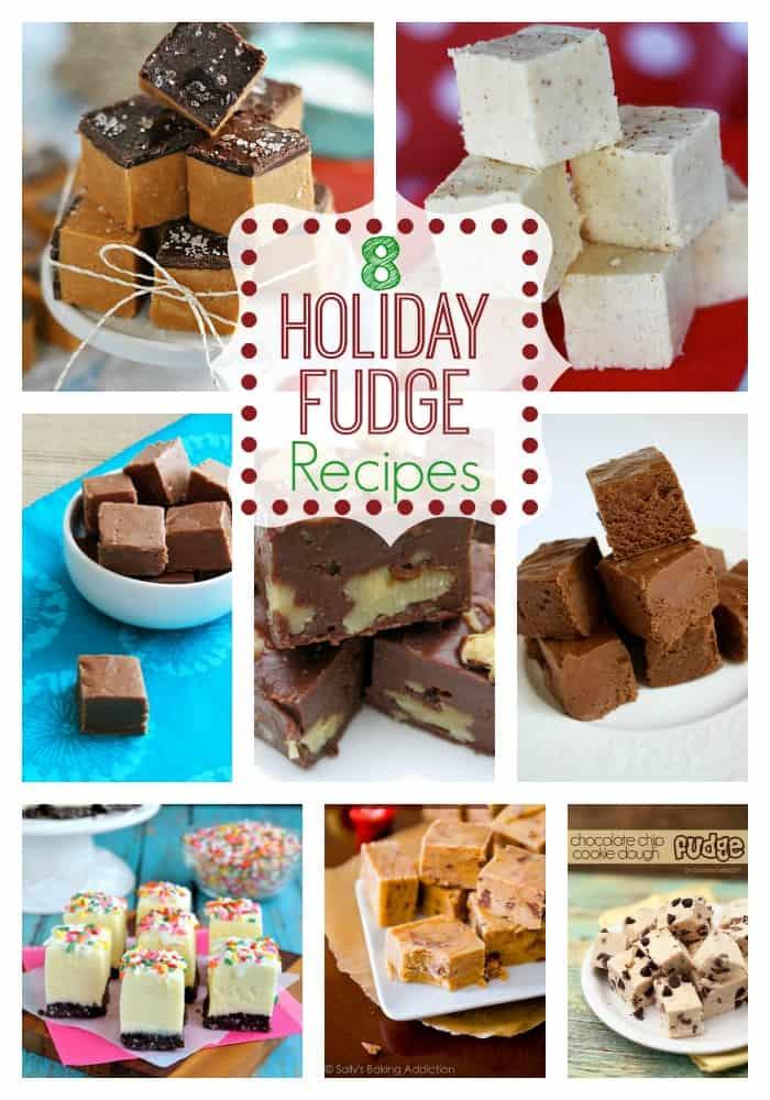 Christmas Fudge Recipes  8 Holiday Fudge Recipes