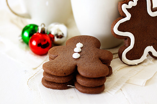 Christmas Gingerbread Cookies Recipe  How To Store Holiday Cookies