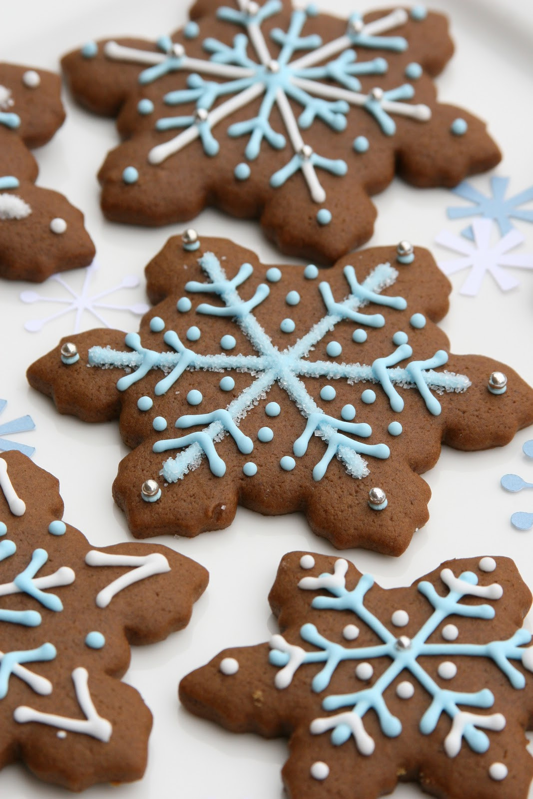 Christmas Gingerbread Cookies Recipe  Gingerbread Cookies Recipe – Glorious Treats