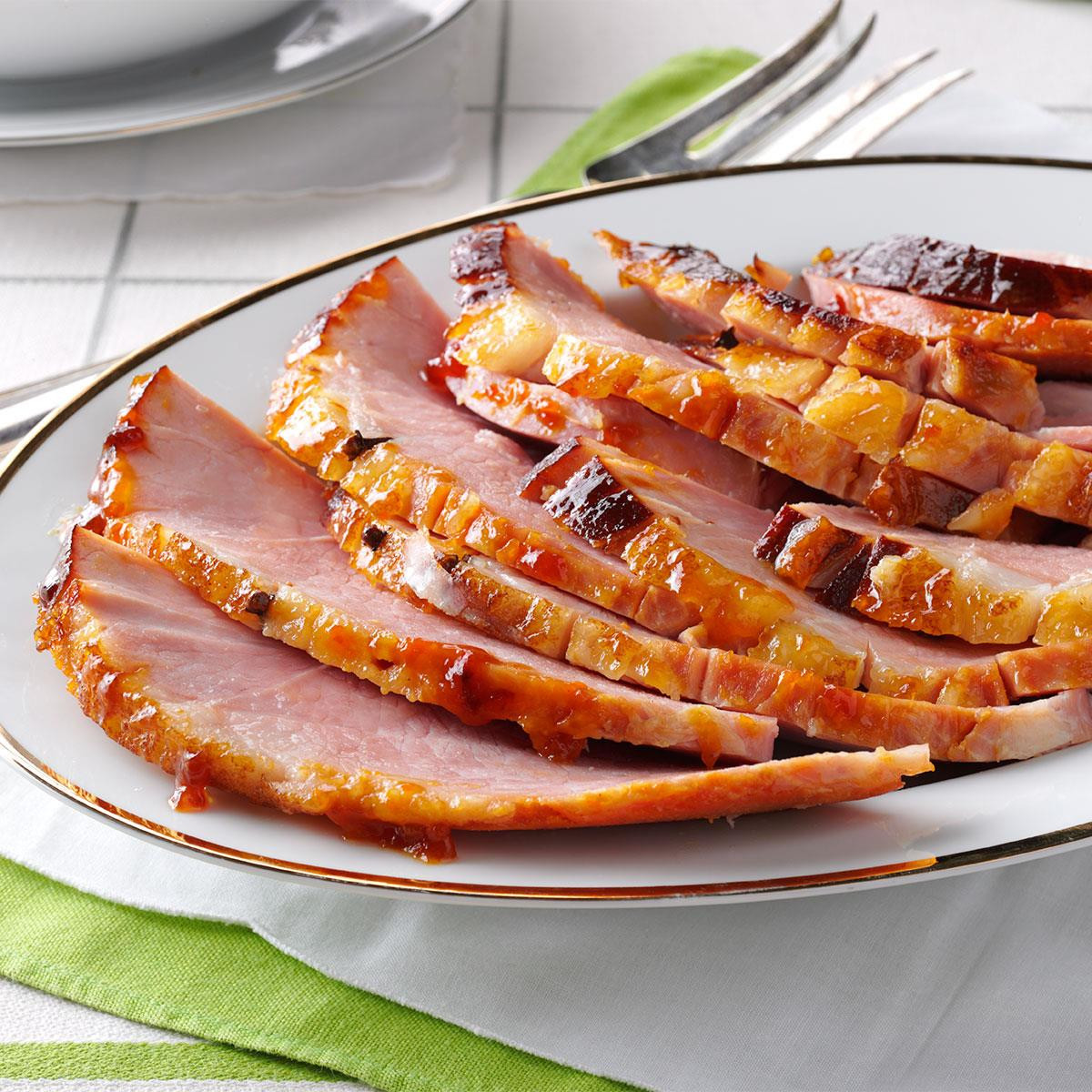 Christmas Ham Recipes  Holiday Baked Ham Recipe