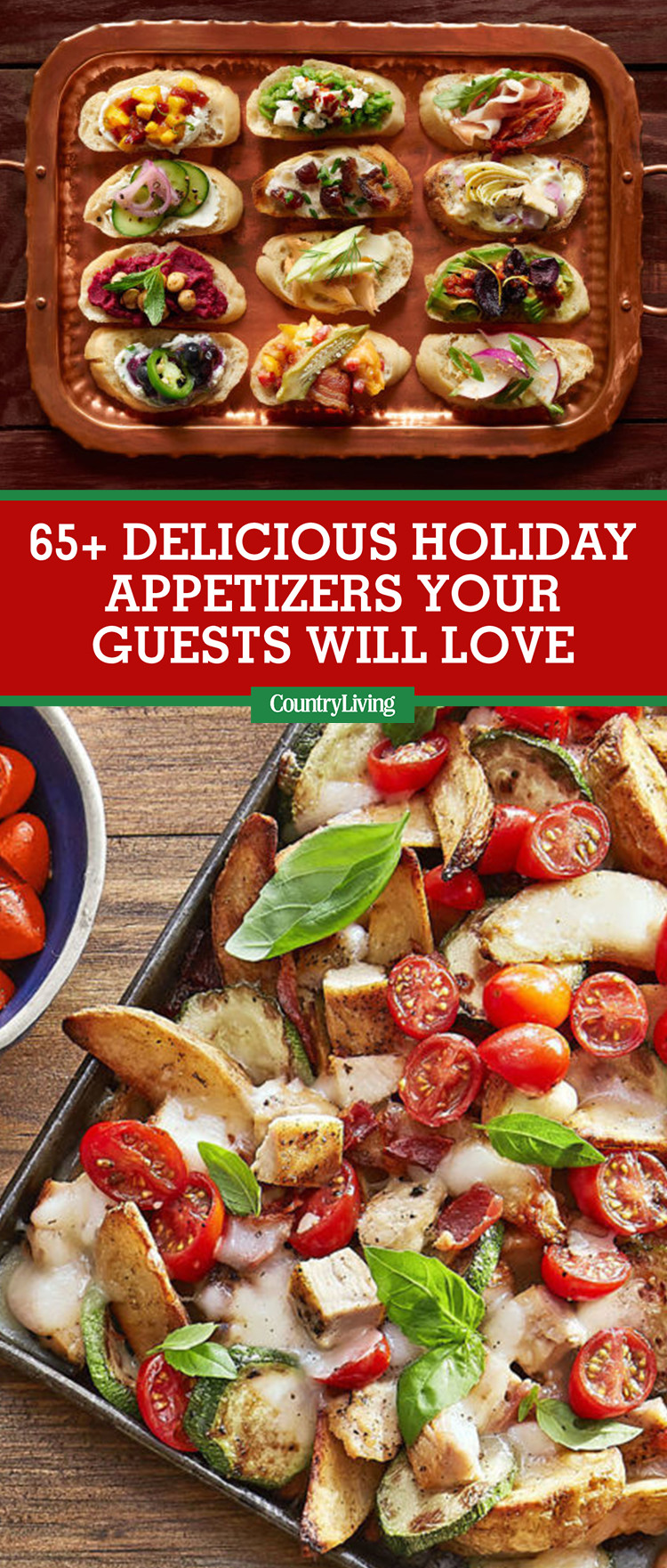 Christmas Holiday Appetizers  60 Easy Thanksgiving and Christmas Appetizer Recipes