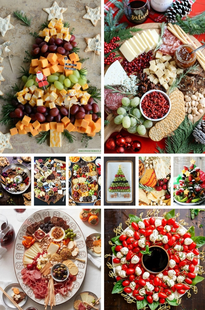 Christmas Holiday Appetizers  60 Christmas Appetizer Recipes Dinner at the Zoo