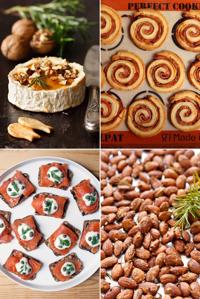 Christmas Holiday Appetizers  Christmas Appetizer Recipes
