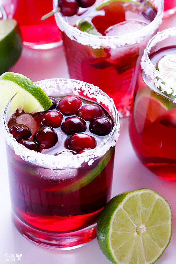 Christmas Margaritas Recipes  10 Easy Holiday Themed Cocktail Recipes