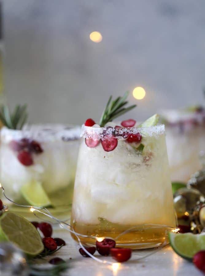 Christmas Margaritas Recipes  Christmas Margarita Recipe Mistletoe Margaritas
