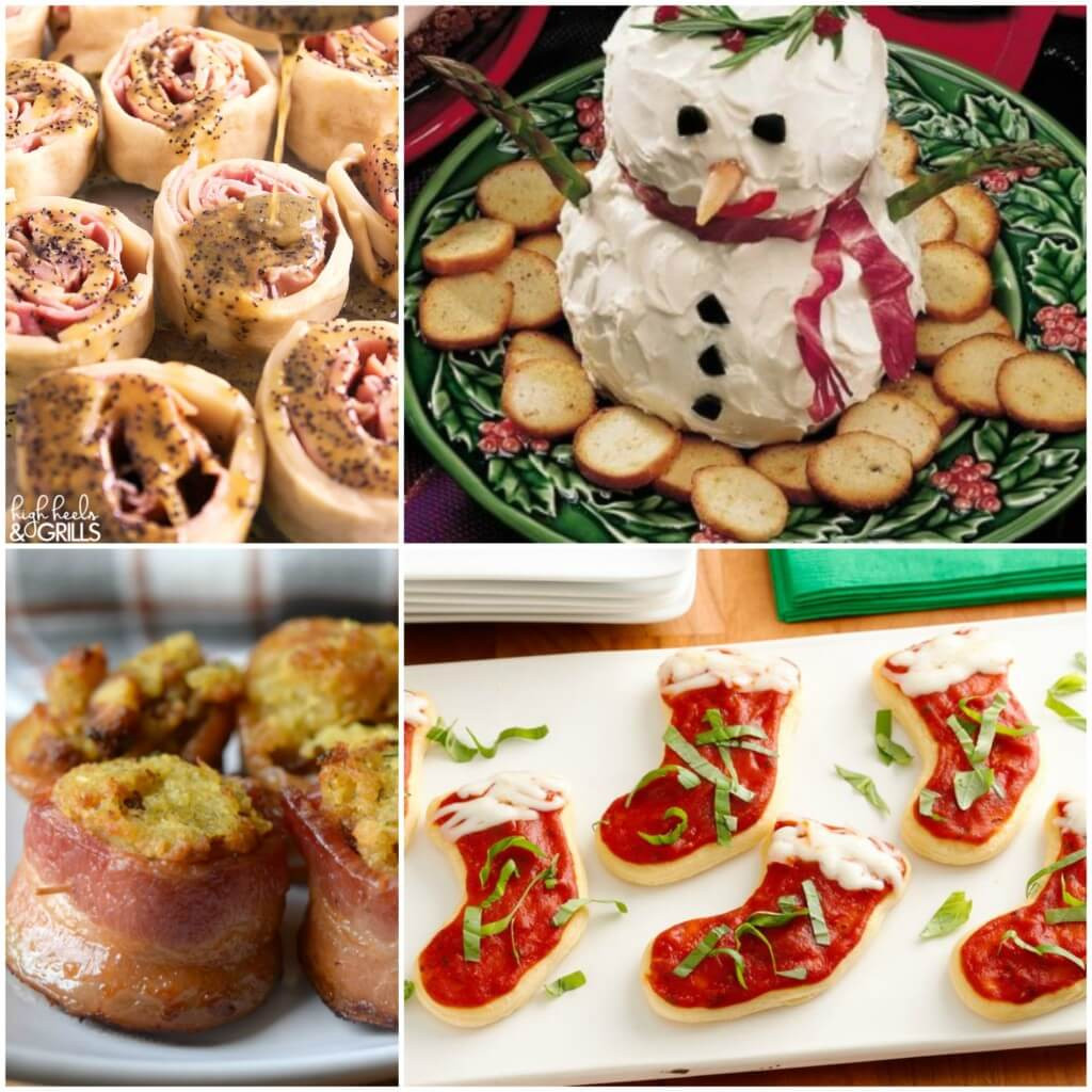 Christmas Party Appetizers  20 Simple Christmas Party Appetizers