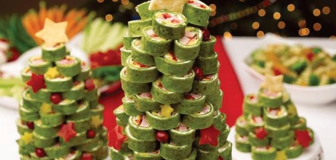 Christmas Party Appetizers Finger Foods  DIY ideas for Christmas surprises appetizers 20