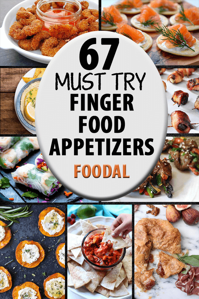 Christmas Party Appetizers Finger Foods  67 Finger Food Appetizers that Are Perfect for Holiday