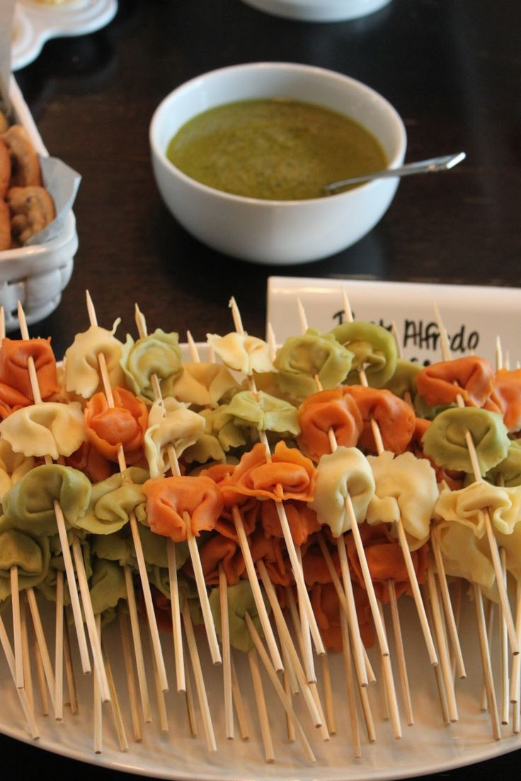 Christmas Party Appetizers  It s Written on the Wall 22 Recipes for Appetizers and
