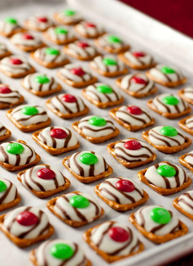 Christmas Pretzels Recipes  CHRISTMAS DECORATING PART 2 design indulgence