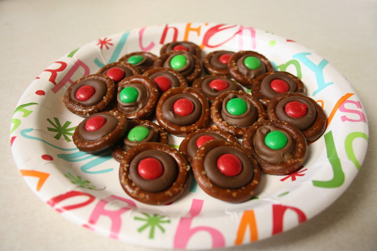 Christmas Pretzels Recipes  Chelsea Gets Married Christmas Recipe 1 Chocolate