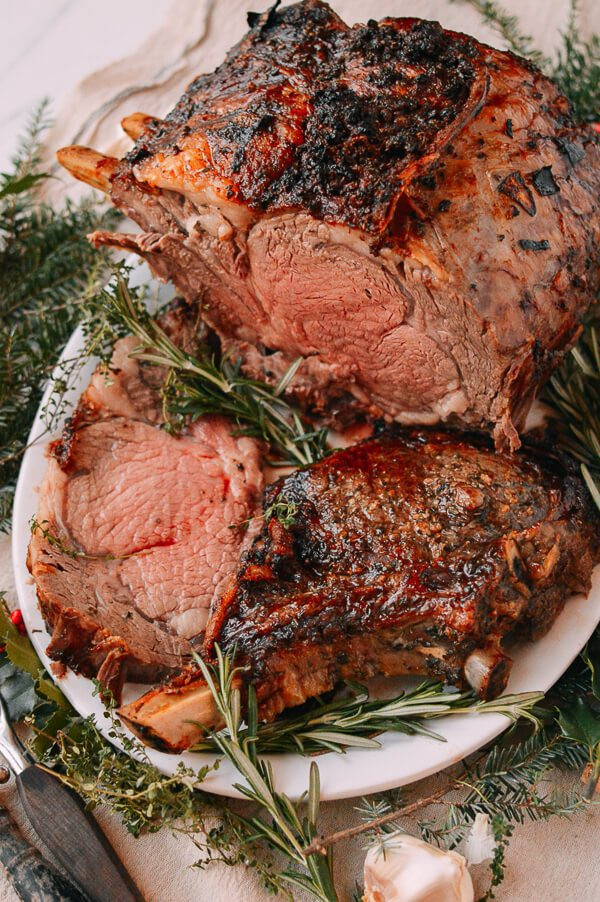 Christmas Prime Rib Recipes  The Perfect Prime Rib Roast Family Recipe The Woks of Life
