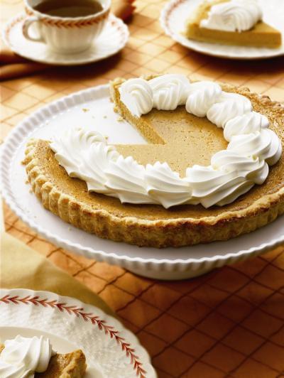 Christmas Pumpkin Pie  Pumpkin Pie Recipe for Christmas 3 Point Value LaaLoosh