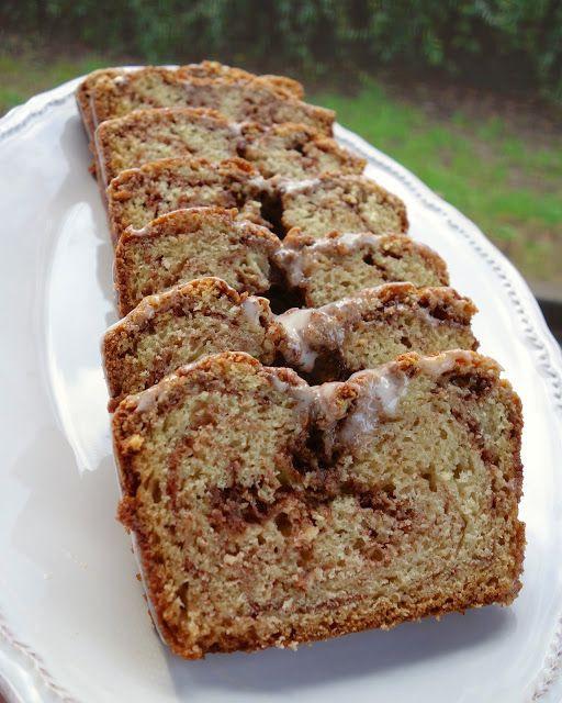 Christmas Quick Bread Recipe  Cinnamon Swirl Quick Bread