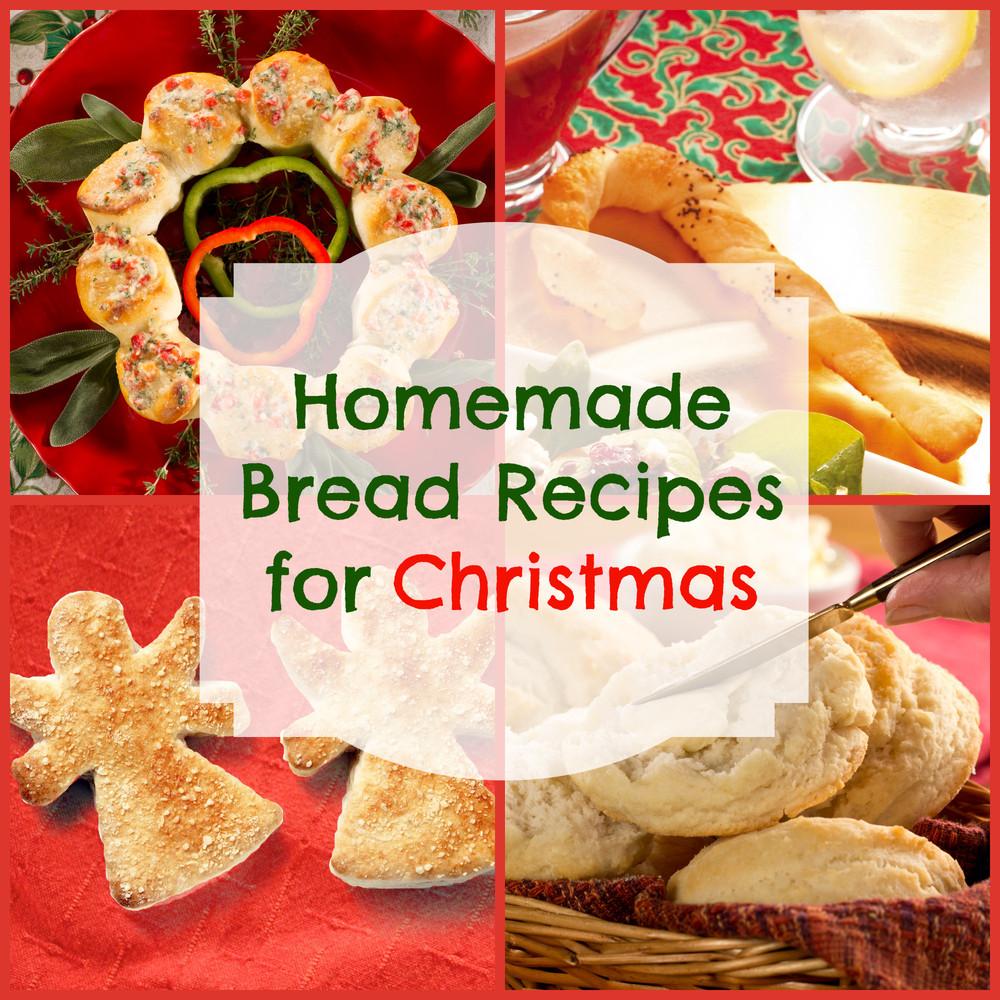 Christmas Quick Bread Recipe  Homemade Bread Recipes for Christmas
