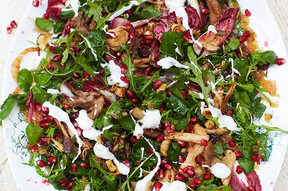 Christmas Salads Recipes Jamie Oliver  Jamie Oliver Features