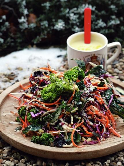 Christmas Salads Recipes Jamie Oliver  Winter salads Christmas