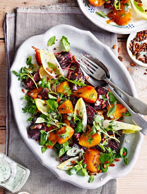 Christmas Salads Recipes Jamie Oliver  Can d Beetroot Salad Ve able Recipes