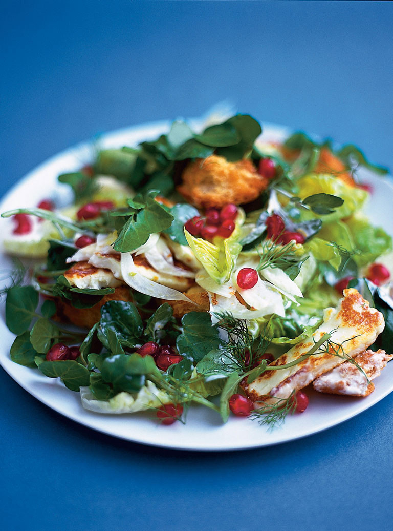 Christmas Salads Recipes Jamie Oliver  Favourite Winter Salad Cheese Recipes