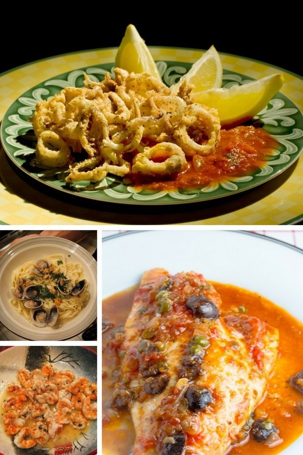 Christmas Seafood Dinners  Italian Christmas Eve Dinner The Italian Chef