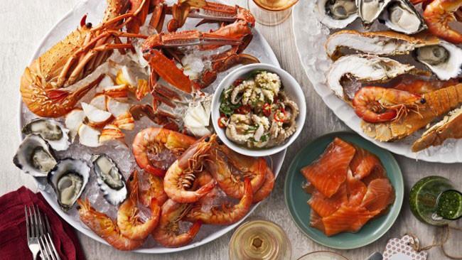 Christmas Seafood Dinners  5 ideas for Christmas seafood