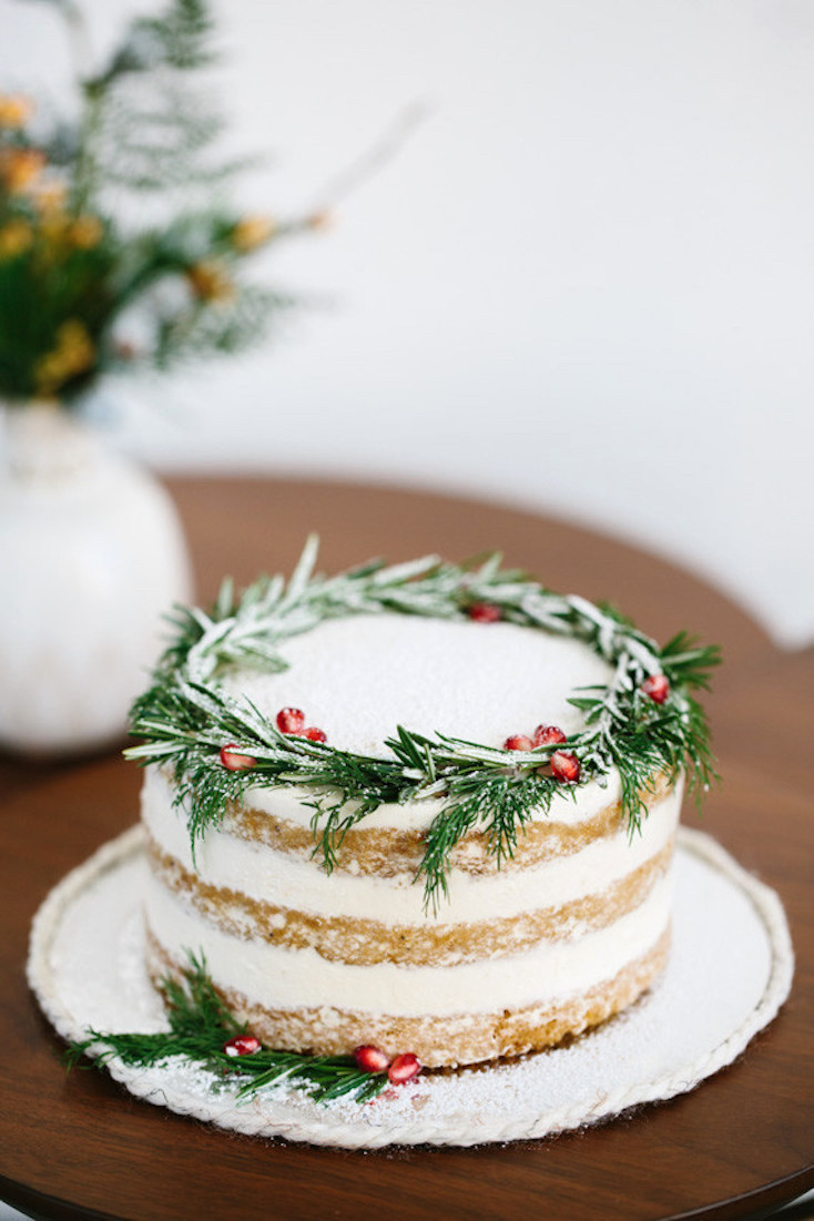 Christmas Spice Cake  Creative Christmas Recipes to Try this Year
