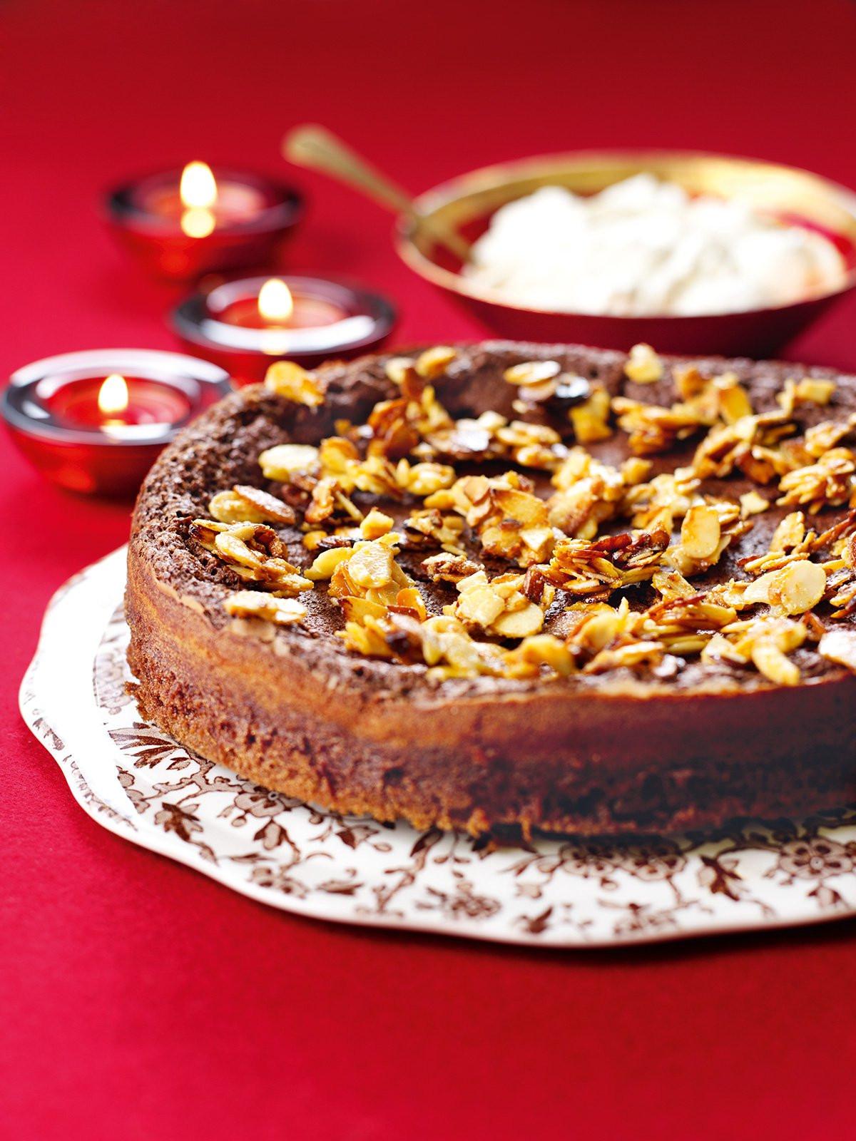 Christmas Spice Cake  Chocolate Fruit Cake Nigella s Recipes