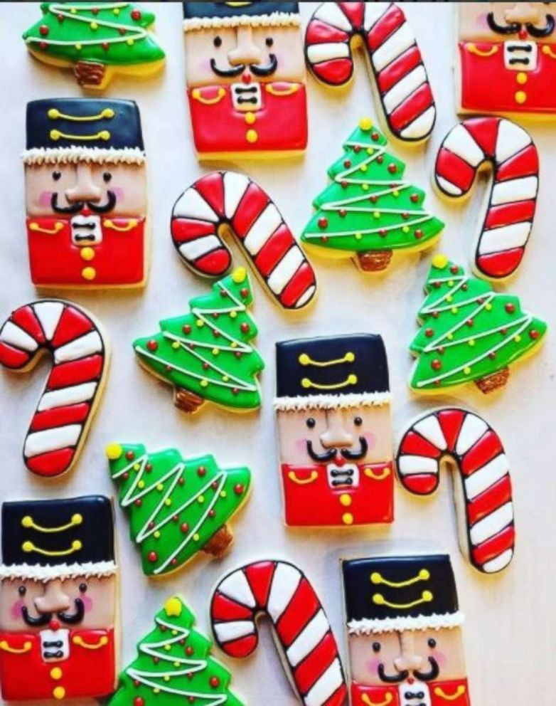 Christmas Story Cookies  GMA Christmas cookie showdown Viewers favorite holiday