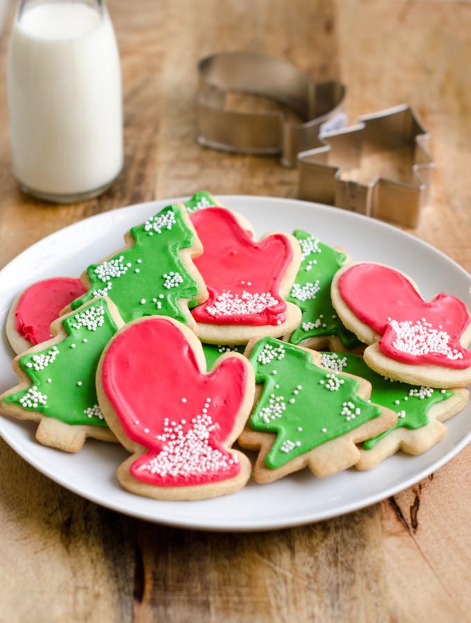 Christmas Sugar Cookie Icing Recipe  30 Best Christmas Cookie Recipes Swanky Recipes