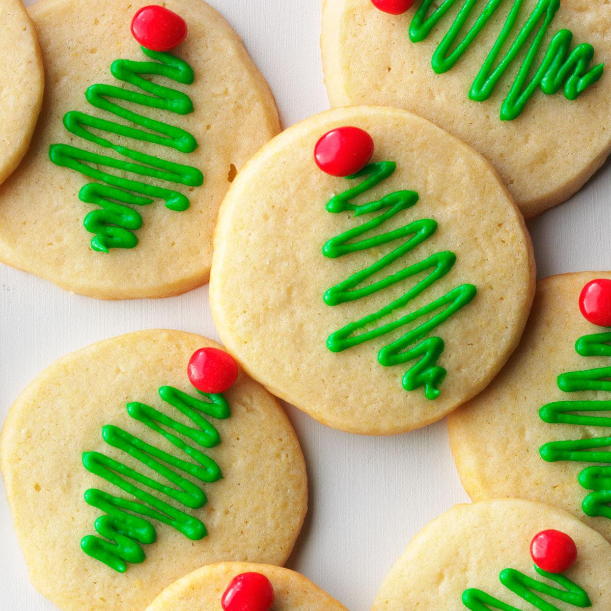 Christmas Sugar Cookies Recipes  Holiday Sugar Cookies Recipe