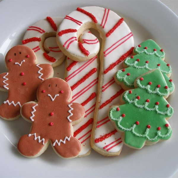 Christmas Sugar Cookies Recipes  CookieRecipes – Top rated cookie recipes plete with