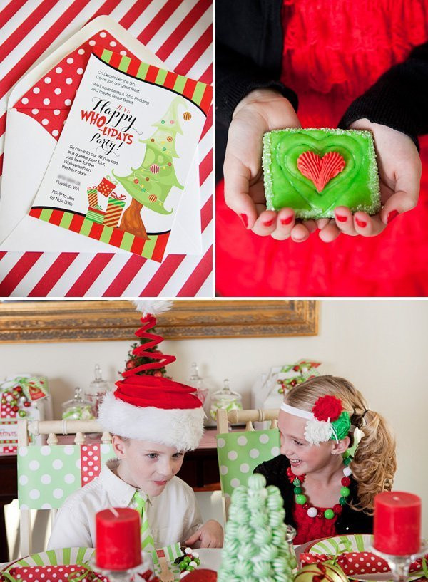 Christmas Themed Dinners  25 Fun Christmas Party Theme Ideas – Fun Squared