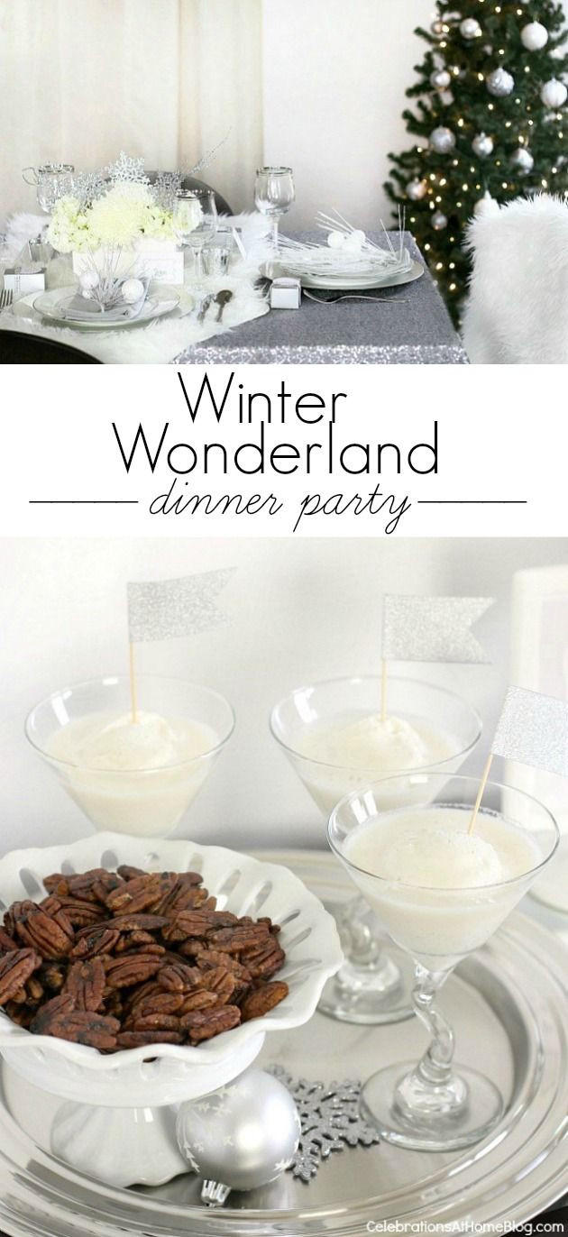 Christmas Themed Dinners  1000 ideas about Themed Dinner Parties on Pinterest