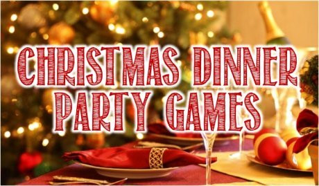 Christmas Themed Dinners  Christmas Dinner Party Games and Ideas