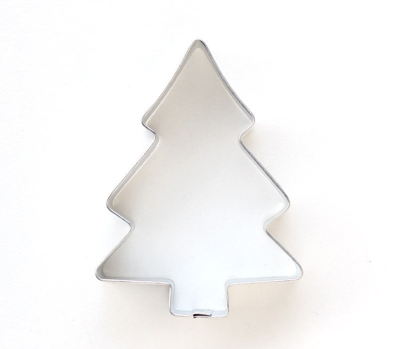 Christmas Tree Cookies Cutter  Pine Tree Cookie Cutter Classic Christmas Tree