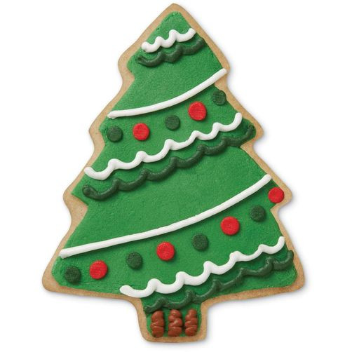 Christmas Tree Cookies Cutter  Christmas Cookie Cutters