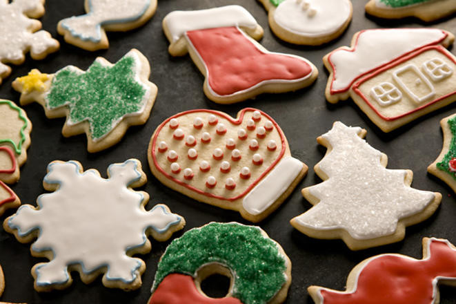 Classic Christmas Cookies  Classic Christmas Cookie Recipes Chowhound